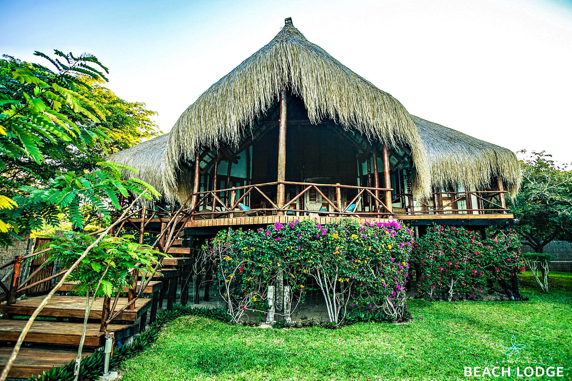 Family Suite at Vilanculos Beach Lodge Mozambique