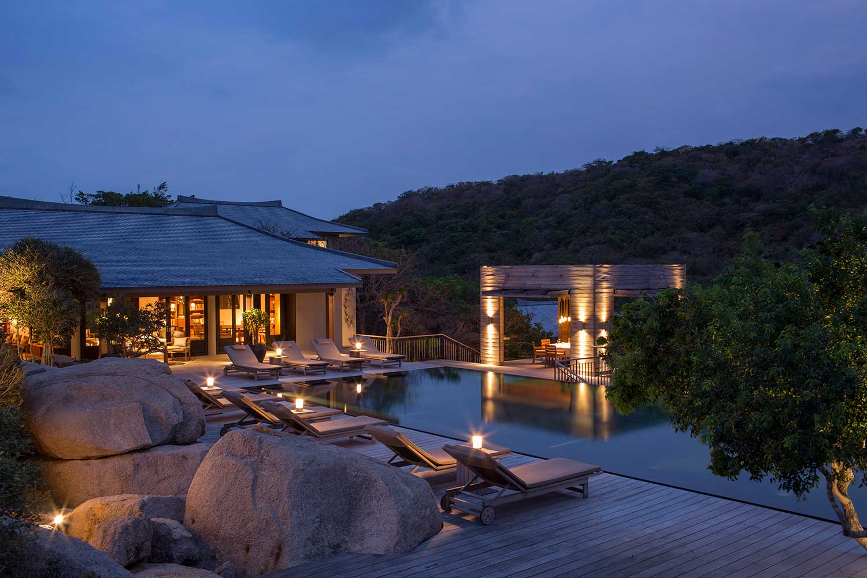 5 Bedroom Residence at Amanoi Resort Vietnam