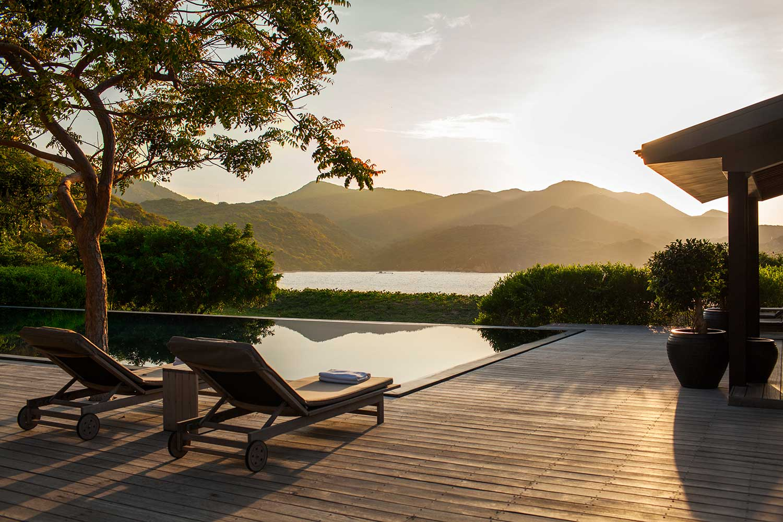 5 Bedroom Bay Residence at Amanoi Resort Vietnam