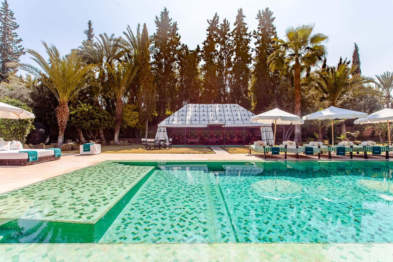 Villa Ezzahra Marrakech