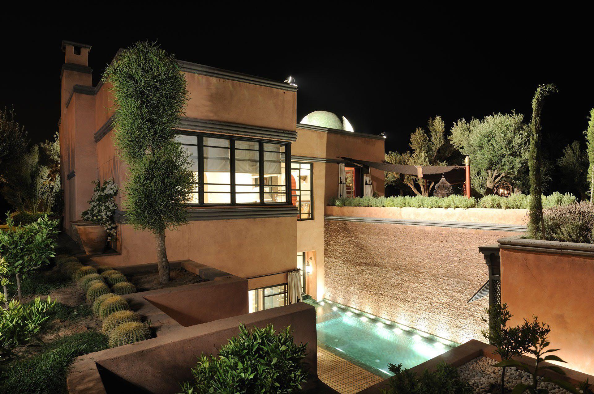 Villa Alkhozama Marrakech