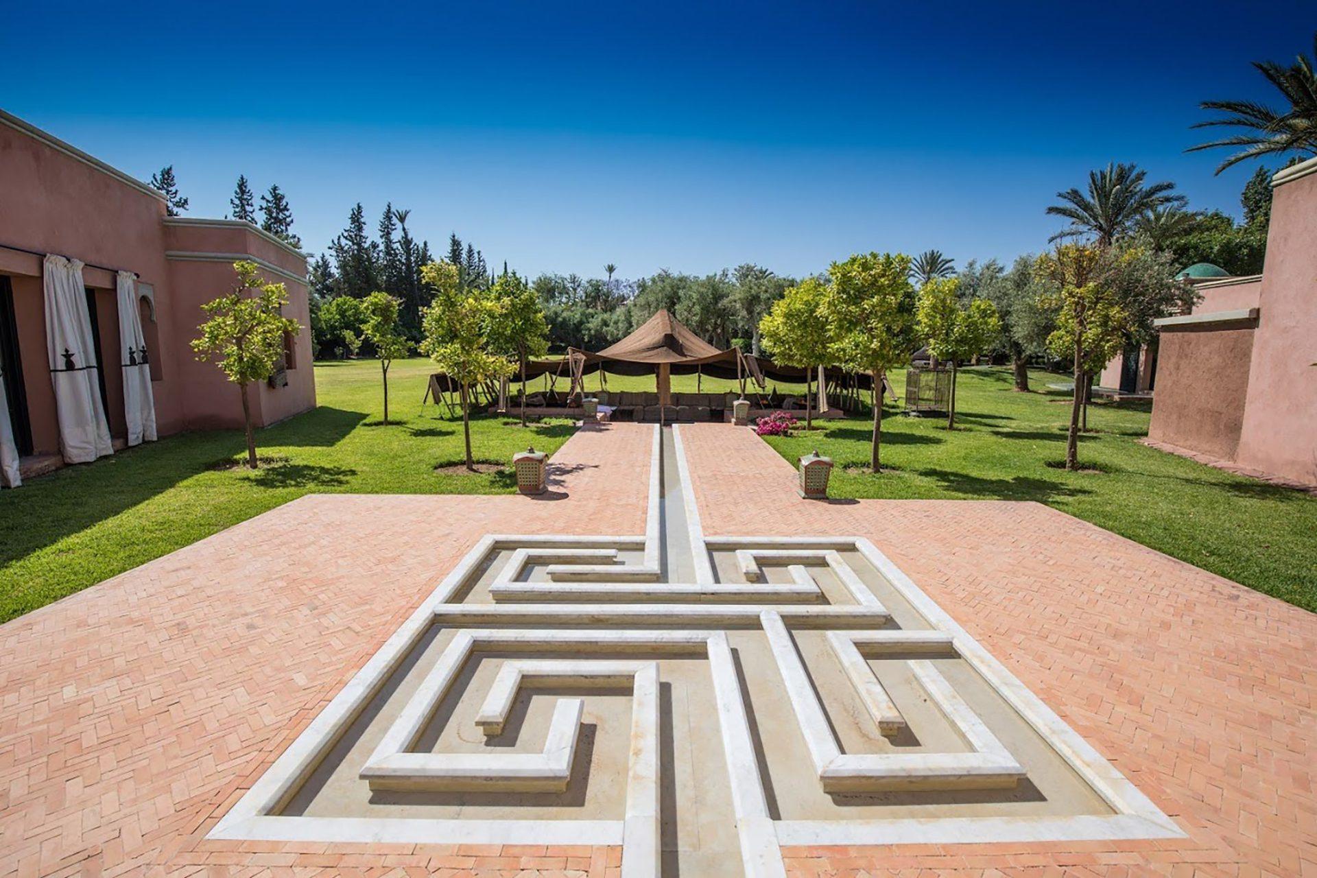 Villa Azzaytouna Marrakech