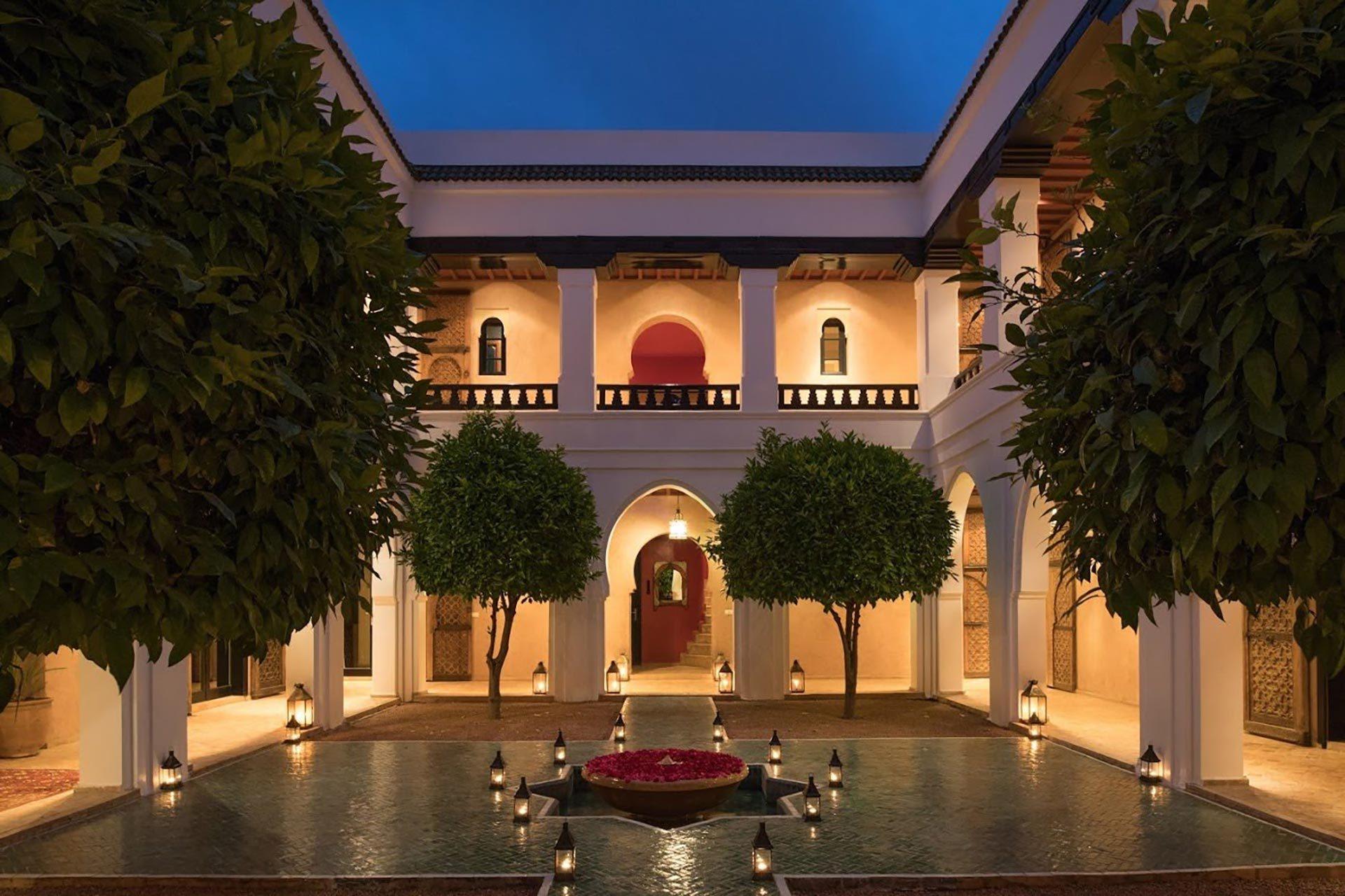 Ezzahra Estate Marrakech