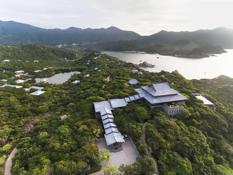 Amanoi Ocean Pool Villa at Amanoi Resort Vietnam