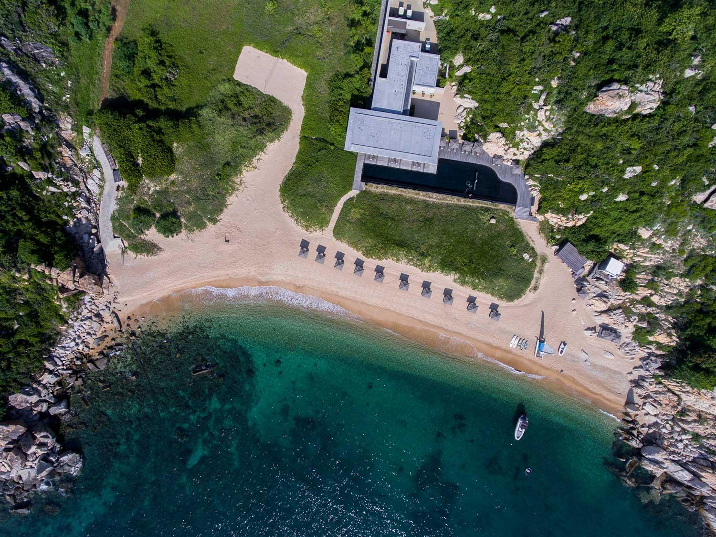 Ocean Pavilion at Amanoi Resort Vietnam
