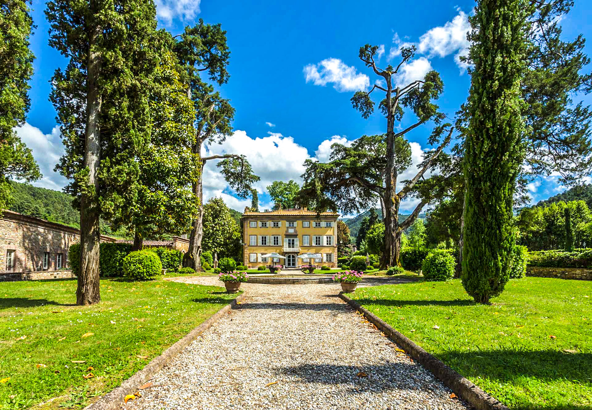 Villa Lenka Tuscany