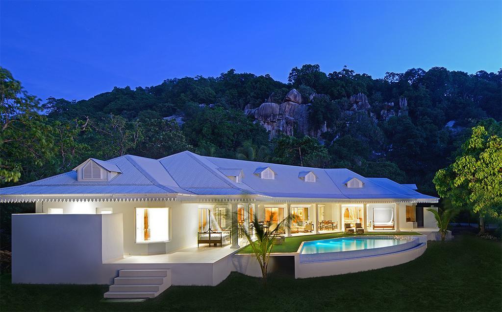 Presidential Villa at Cousine Island Seychelles