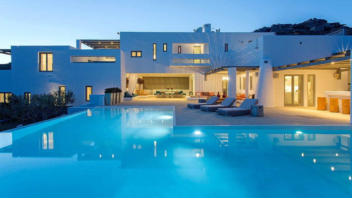 Villa Casa di Luna Mykonos