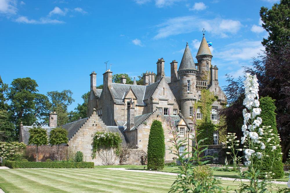 Carlowrie Castle Edinburgh