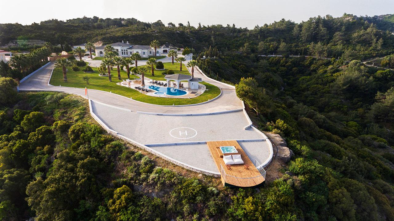 Villa Don Mansion Rhodes