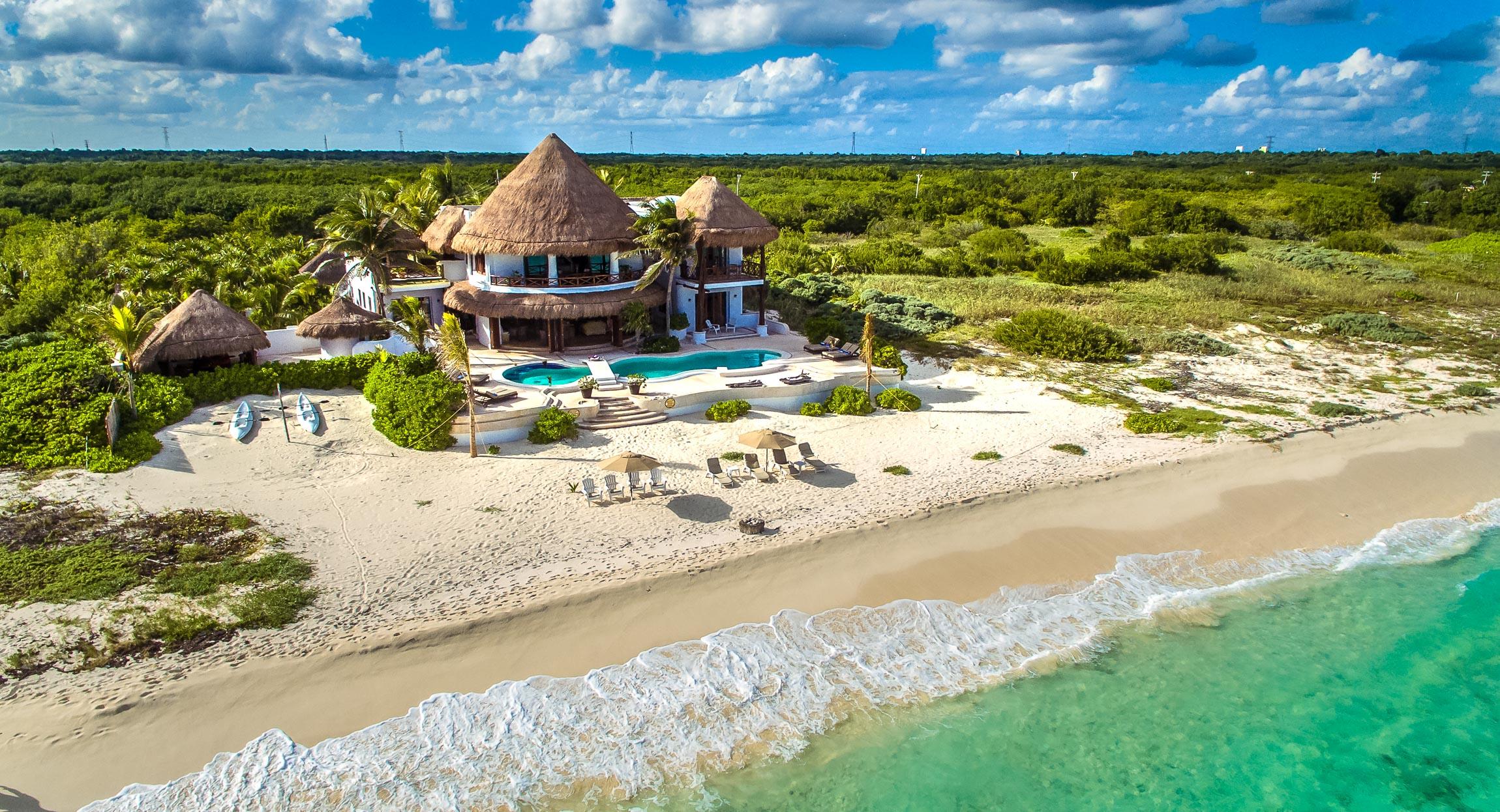 Villa La Gran Tortuga Mexico