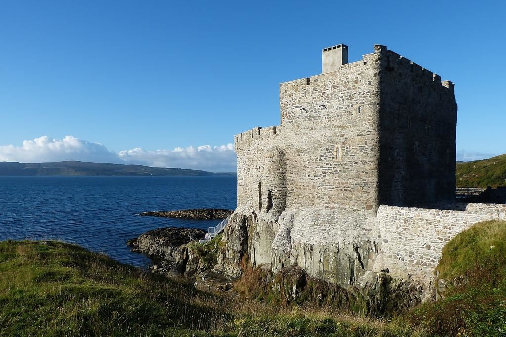 Mingary Castle Scotland
