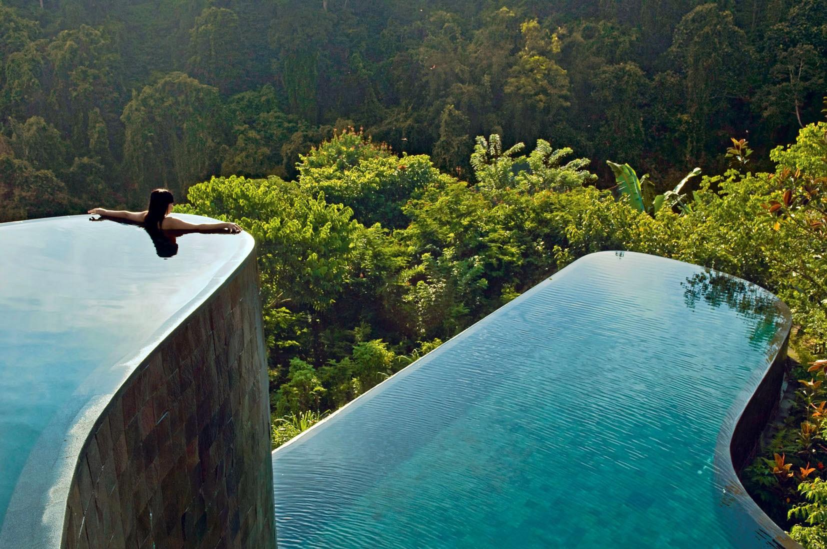 Hidden Palace at Hanging Gardens of Bali