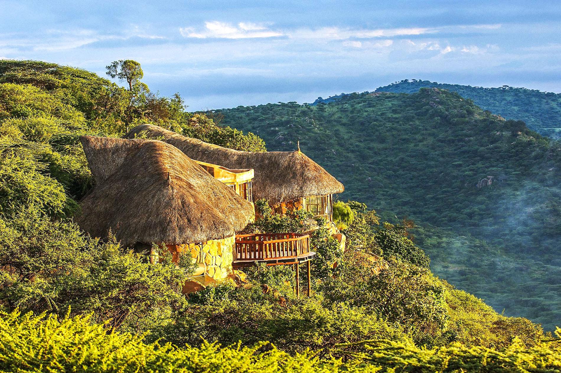 The Sultan's House - The Sanctuary at Ol Lentille Kenya