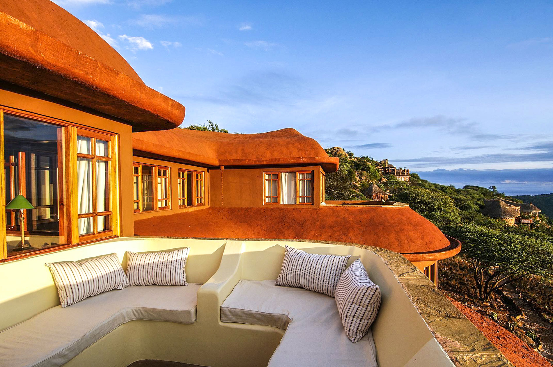 The Sanctuary at Ol Lentille Kenya