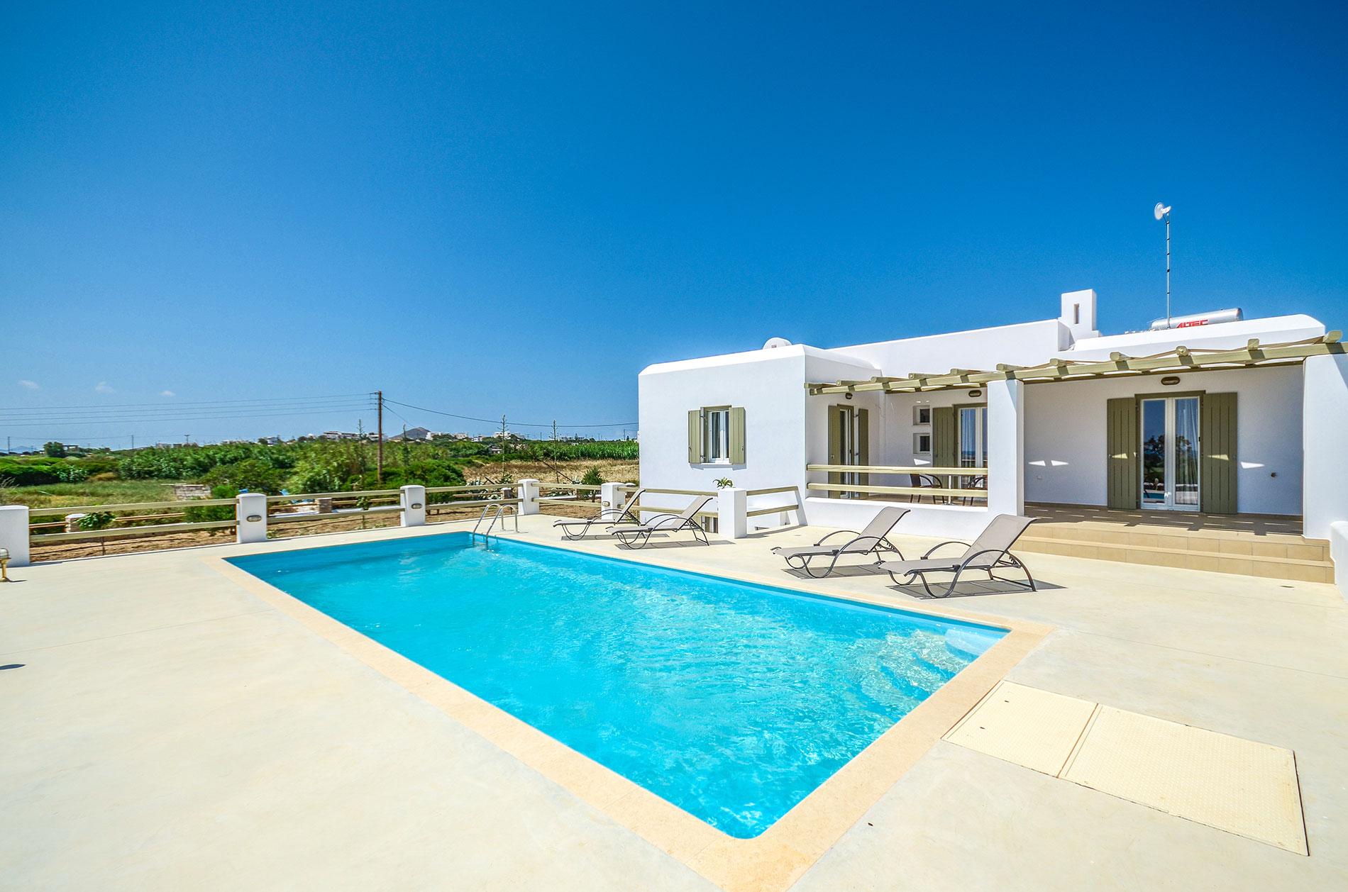 Villa Naxos at Sea and Olives Naxos