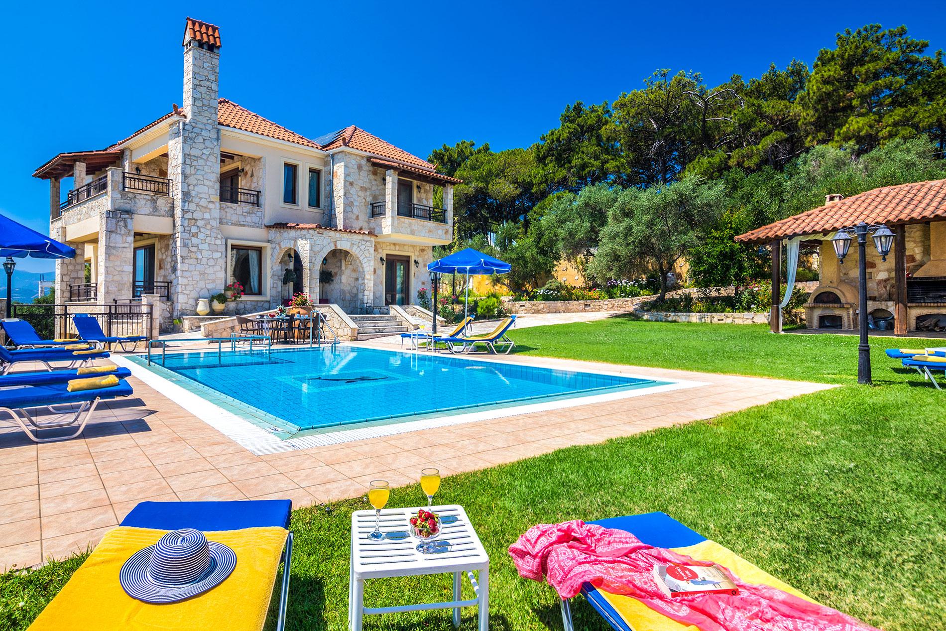 Villa Ermis Chania